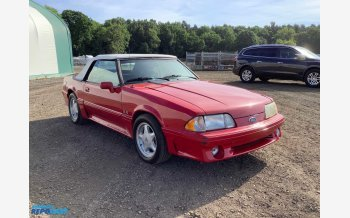 1990 Ford Mustang GT Convertible for sale 101533265