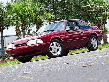 1990 Ford Mustang LX V8 Hatchback for sale 101556026