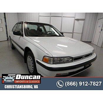 1990 Honda Accord for sale 101575836