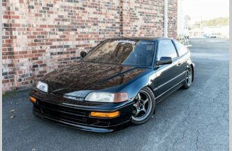 1990 Honda CRX for sale 101264280