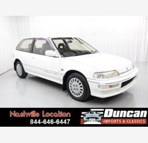 1990 Honda Civic for sale 101013797