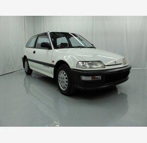 1990 Honda Civic for sale 101110223