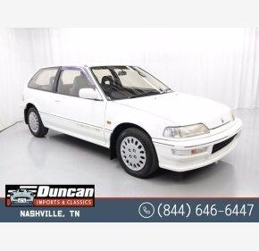 1990 Honda Civic for sale 101431548