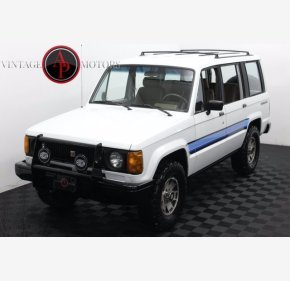 1990 Isuzu Trooper for sale 101427013