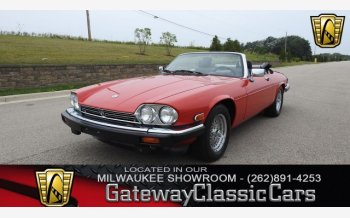 1990 Jaguar XJS V12 Convertible for sale 101018895