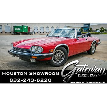 1990 Jaguar XJS V12 Convertible for sale 101057918