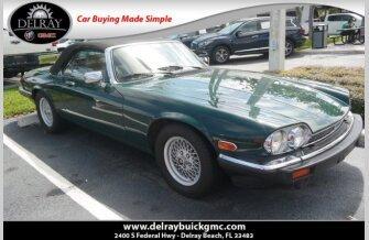 1990 Jaguar XJS V12 Convertible for sale 101114678