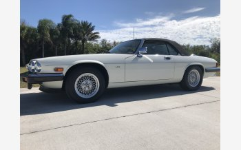 1990 Jaguar XJS V12 Convertible for sale 101282892