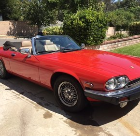 1990 Jaguar XJS V12 Convertible for sale 101286811