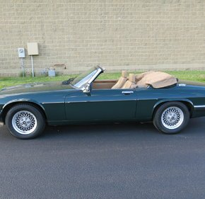 1990 Jaguar XJS V12 Convertible for sale 101317421