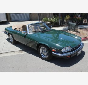 1990 Jaguar XJS V12 Convertible for sale 101326981