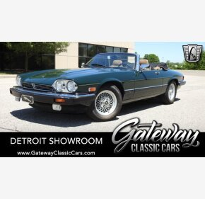 1990 Jaguar XJS V12 Convertible for sale 101341298