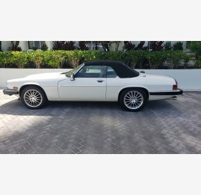 1990 Jaguar XJS V12 Convertible for sale 101393282
