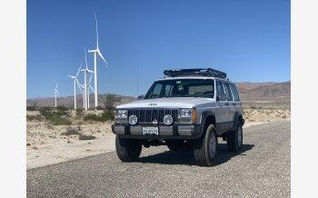 1990 Jeep Cherokee 4WD Laredo 4-Door for sale 101625099