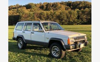 1990 Jeep Cherokee 4WD Laredo 4-Door for sale 101630417