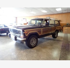 Jeep Wagoneer For Sale >> Jeep Grand Wagoneer Classics For Sale Classics On Autotrader