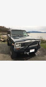 1990 Jeep Grand Wagoneer for sale 101132640