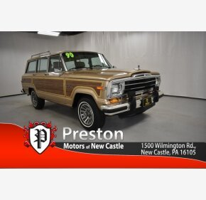 1990 Jeep Grand Wagoneer for sale 101356989
