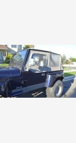 1990 Jeep Wrangler for sale 101050368
