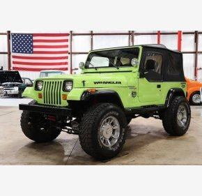 1990 Jeep Wrangler 4WD for sale 101082974