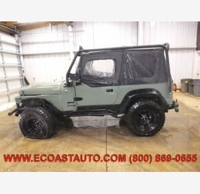1990 Jeep Wrangler 4WD for sale 101223396