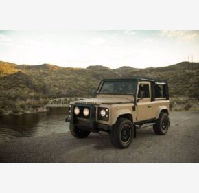 1990 Land Rover Defender for sale 101338810