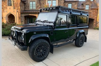1990 Land Rover Defender 110 for sale 101374137