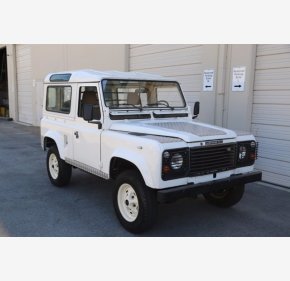 1990 Land Rover Defender for sale 101398907