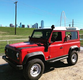 1990 Land Rover Defender 90 for sale 101394320