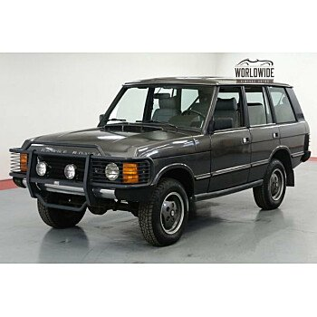1990 Land Rover Range Rover for sale 101047462