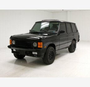 1990 Land Rover Range Rover for sale 101269544