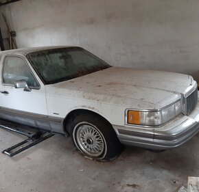 1990 Lincoln Continental for sale 101353286