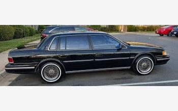 1990 Lincoln Continental Signature for sale 101505217