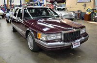 1990 Lincoln Town Car for sale 101483691
