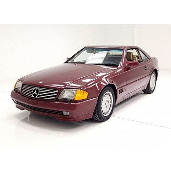 1990 Mercedes-Benz 300SL for sale 101057464