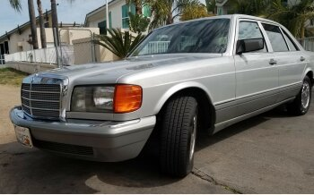 1990 Mercedes-Benz 420SEL for sale 101288254