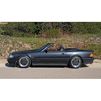 1990 Mercedes-Benz 500SL for sale 101031945