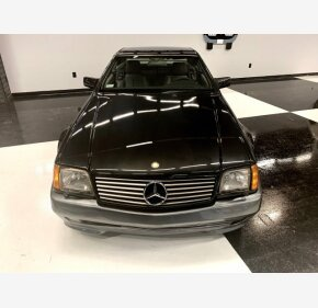 1990 Mercedes-Benz 500SL for sale 101107445