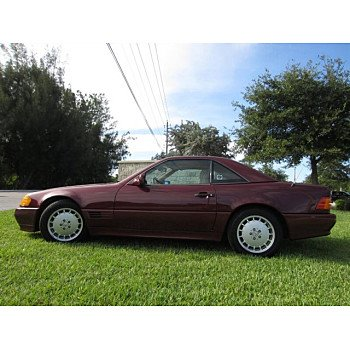 1990 Mercedes-Benz 500SL for sale 101329273
