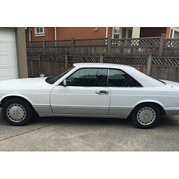 1990 Mercedes-Benz 560SEC for sale 101203126