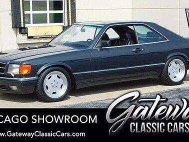 1990 Mercedes-Benz 560SEC for sale 101498962