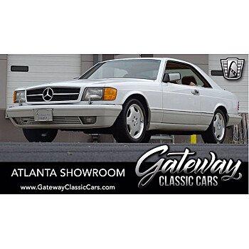 1990 Mercedes-Benz 560SEC for sale 101600473