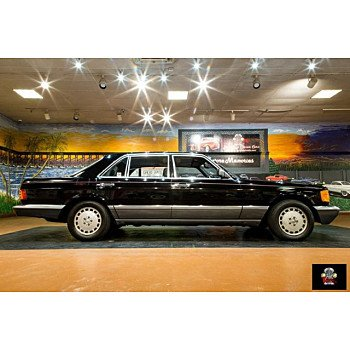 1990 Mercedes-Benz 560SEL for sale 101002375