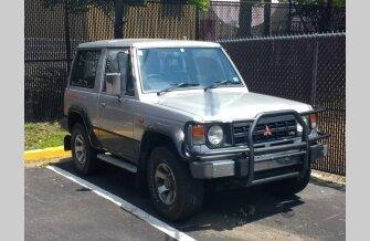 1990 Mitsubishi Pajero for sale 101183232