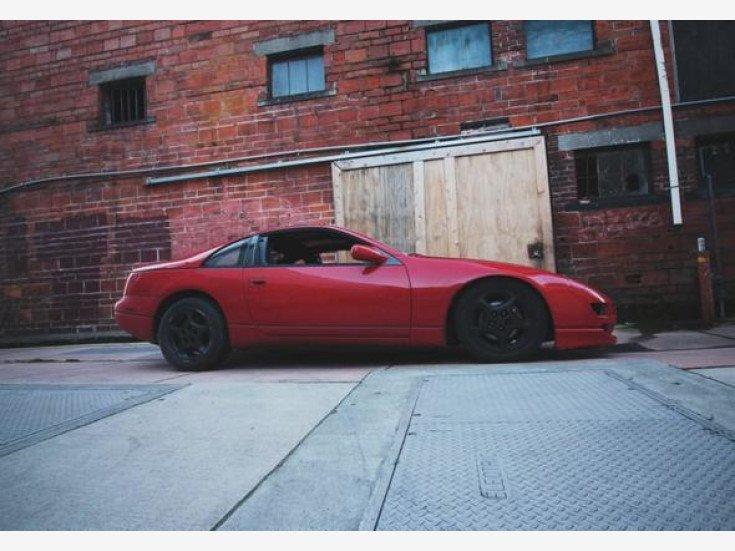 1990 Nissan 300zx For Sale Near Woodland Hills California