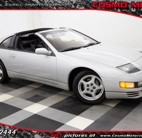 1990 Nissan 300ZX Twin Turbo Hatchback for sale 101122534