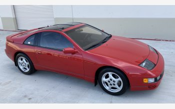 1990 Nissan 300ZX Twin Turbo Hatchback for sale 101609379