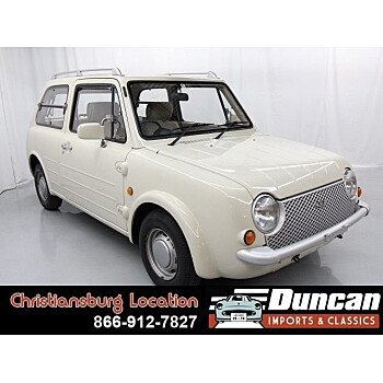 1990 Nissan Pao for sale 101166030