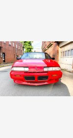 1990 Pontiac Grand Prix Turbo Coupe for sale 101200149
