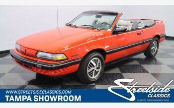 1990 Pontiac Sunbird for sale 101472450